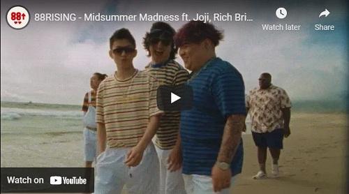 lirik lagu Midsummer Madness