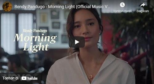 lirik lagu Morning Light
