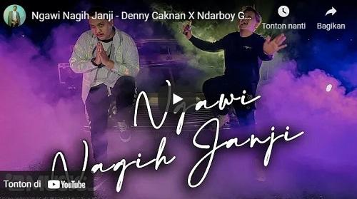 lirik lagu Ngawi Nagih Janji