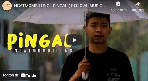 lirik lagu Pingal