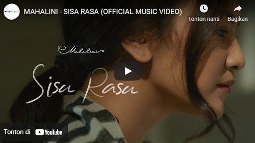 lirik lagu Sisa Rasa