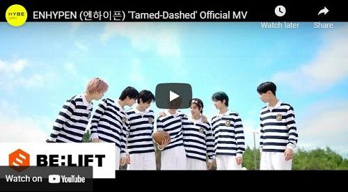 lirik lagu Tamed Dashed